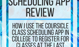 Coursicle Class Scheduling App Review: www.veroniiiica.com