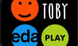 Logo of EDA Play Toby iOS App.