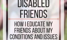How to be anally for disabled friends. www.veroniiiica.com