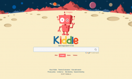 Kid-friendly search engines.