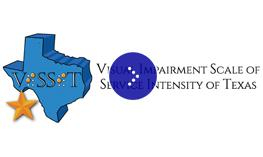Logo of Visual Impairment Scale of Service Intensity of Texas.