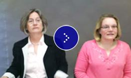 Photo of the presenters on Science Inquiry topic.