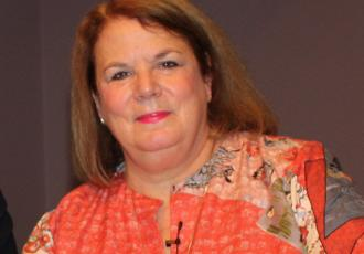 Photo of Dr. Christine Roman.