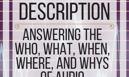 Fast Facts about Audio Description. www.veroniiiica.com