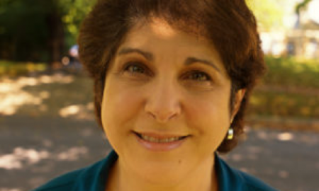 Photo of Diane Lurye, a special education resource teacher