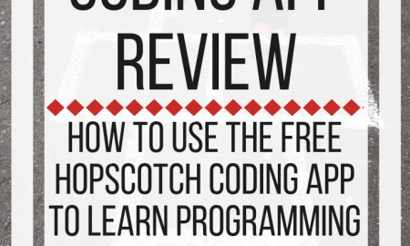 Hopscotch Coding App Review. www.veroniiiica.com