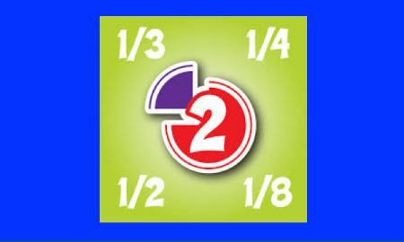 Practice2Master Fractions logo