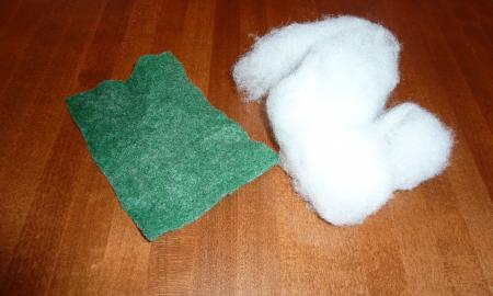 Scrubber and cotton
