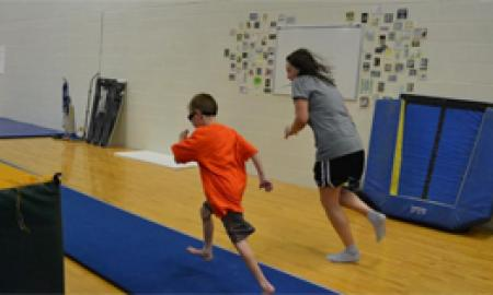 Infusing the Expanded Core Curriculum into Physical Education.