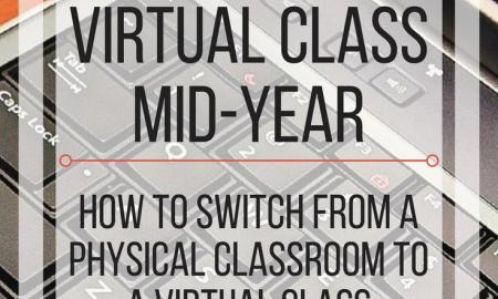 How to Transfer to a Virtual Class Mid-Year.www.Veroniiiica.com