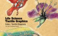The image is of the Life Science Tactile Graphics set