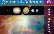 The image is of the Astronomy Guidebook showing the planets.