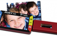 The image is of the Ruby handheld magnifier
