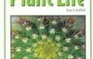 The image is of the cover of the book, Plant Life.