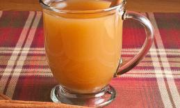 mulled-apple cider
