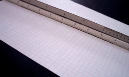 ruler and graph paper