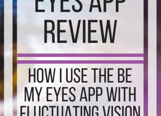 Be My Eyes App Review. www.veroniiiica.com
