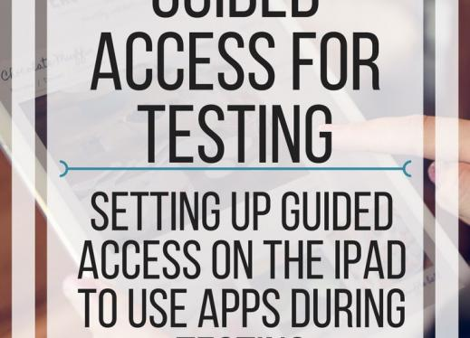 How to use Guided Access for Testing. www.veroniiiica.com
