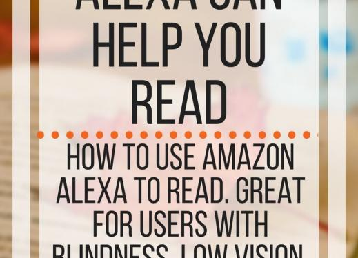 How Alexa can help you read. www.veroniiiica.com