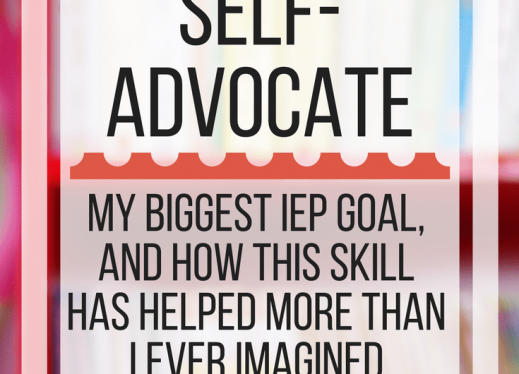 Learning to Self-Advocate: My Biggest IEP Goal | Paths to