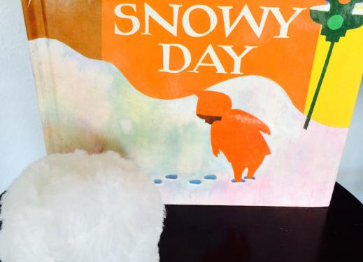 snow and the snowy day book