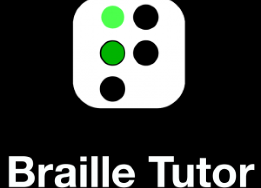 Braille Tutor iOS app logo.