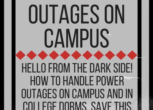 Dealing with Power Outages on Campus. www.veroniiica.com