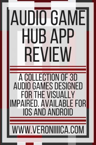 Audio Game Hub App Review. www.veroniiiica.org