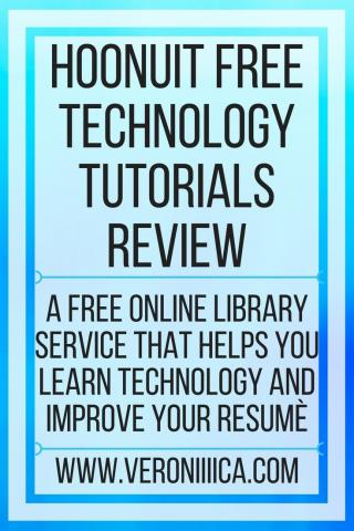 Hoonuit Free Technology Tutorials Review. www.veroniiiica.com