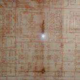 Floor plan of a building