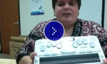 Jenny Axler presents a webinar on Deafblind Technology Solutions.