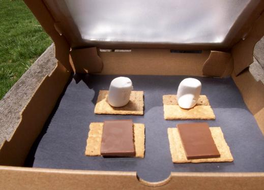 Making A Solar Oven With Students Who Are Blind Or Visually