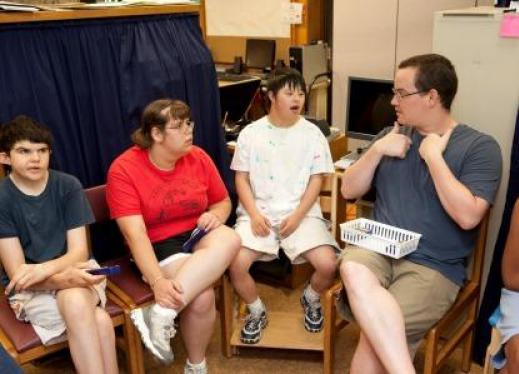 Teaching students who are blind or visually impaired to