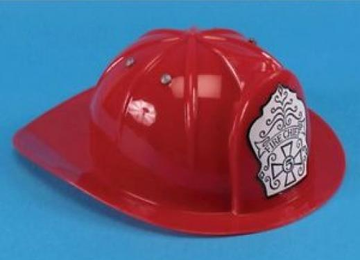 fire chief's hat