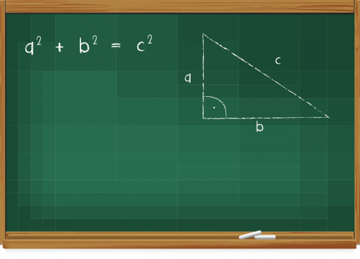 Right Angles And The Pythagorean Theorem Perkins Elearning
