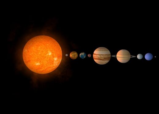 solar system that are lined up 2017 - photo #39