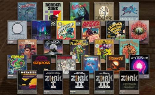 Photo of the top 30 IF game covers.