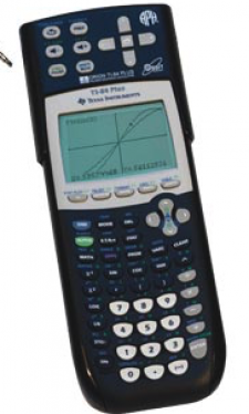 Graphing Calculators For Students With Low Vision