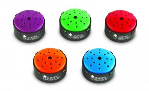 Talking Recorder Buttons: Record Classroom Directions