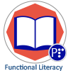 Functional Literacy Badge