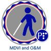 MDVI OM Badge