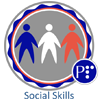 Graphic for Social Skills micro-credential.