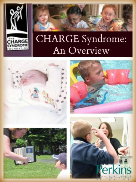 CHARGE Syndrome - An Overview with Pam Ryan.