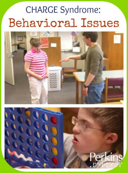 CHARGE Syndrome - Behavioral Issues with Dr. Timothy Hartshorne.