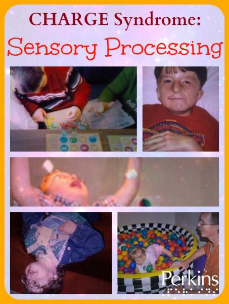CHARGE Syndrome and Sensory Processing with David Brown.