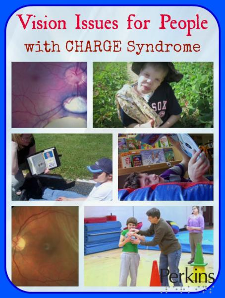 Vision Issues for People with CHARGE Syndrome with David Brown.