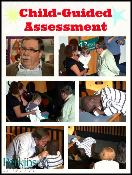 Child-Guided Assessment with Dr. Van Dijk.