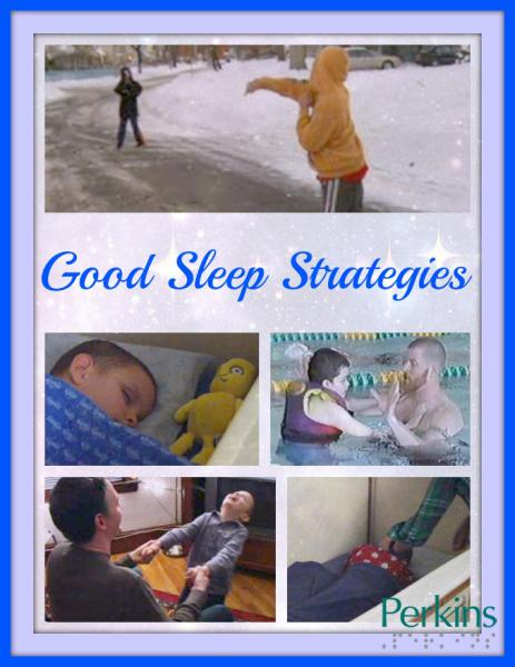 Good Sleep Strategies with Dr.Bernstein.