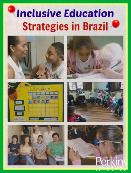 Inclusive Education Strategies in Brazil with Anna Lucia Rago.