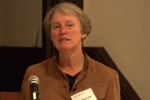 Photo of Dr. Katharine Shepherd, Project Director of Parents as Collaborative Leaders Program.